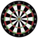 Dart Board Rules