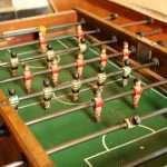 Foosball Rules Table